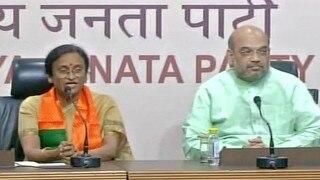 Rita Bahuguna a betrayer, Amit Shah amassing army of traitors: Congress
