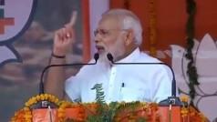 Bundelkhand Parivartan Rally: Narendra Modi blames Samajwadi Party, BSP for lack of development in Uttar Pradesh