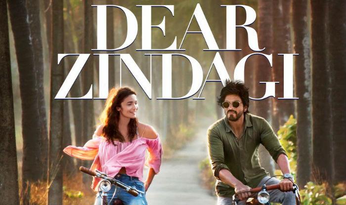 Dear Zindagi, Alia Bhatt, Shah Rukh Khan