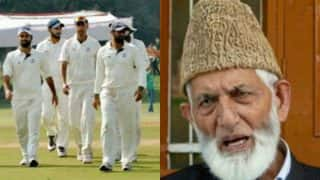 Hurriyat asks Kashmiri cricketers to refrain from activities that can harm separatist cause