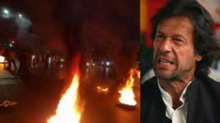 Islamabad Police arrests PTI workers, Imran Khan calls countrywide protests