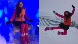 Drashti Dhami sprains her leg on the sets of Pardes Me Hai Mera Dil