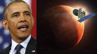 America will take the giant leap to Mars by 2030s: Barack Obama