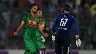 No apology for England says Bangladesh's captain Mashrafe Mortaza