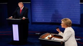 US Presidential Debate: Donald Trump accuses Hillary Clinton of running a 'sleazy campaign'; denies all charges of sexual misconduct