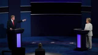 3rd US Presidential Debate: Donald Trump says he respects women, evokes laughter from crowd!