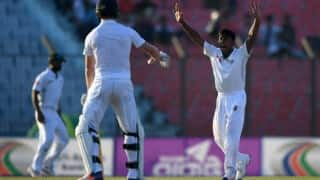 Bangladesh vs England 1st Test 2016: Mehedi Hasan scalps five-for on debut as England end day on 258/7