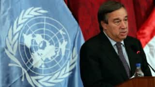 Antonio Guterres to replace Ban Ki-moon as next Secretary General of UN