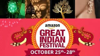 Amazon 'Great Indian Festival' Sale 2016: Huge discount on home decor, accessories, and other top offers