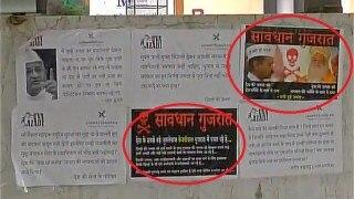 Gujarat rejects Arvind Kejriwal? Posters opposing AAP chief's 3-day visit seen in Ahmedabad