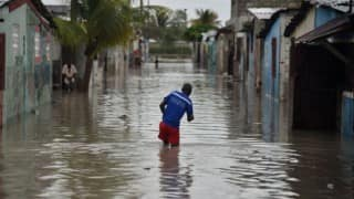 UN worried over attacks on aid convoys in hurricane-hit Haiti