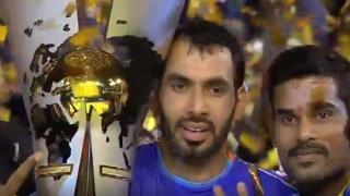 India vs Iran: India win third consecutive Kabaddi World Cup