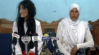 Manipur: Irom Sharmila announces own party People's Resurgence and Justice Alliance; will contest elections from Khurai constituency