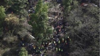 Jammu and Kashmir: 3 dead, several injured after bus falls in a gorge in Reasi