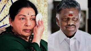 Jayalalithaa portfolios allocated to Tamil Nadu Finance Minister O Panneerselvam by Governor