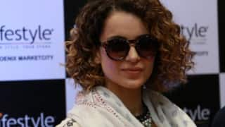 You cannot be what you don't want to be: Kangana Ranaut
