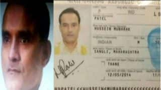 Kulbhushan Jadhav: Amnesty International condemns death sentence given to Indian national by Pakistani military court