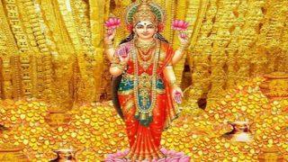 शुक्रवार को करें मां लक्ष्मी के इन नामों का जाप, कुछ ही समय में हो जाएंगे मालामाल