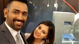 MS Dhoni's wife Sakshi Dhoni booked under Section 420: Reports