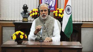 Mann Ki Baat LIVE: Narendra Modi dedicates Diwali to armed forces, remembers ideologies of Sardar Patel, Gandhi