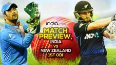 Match Preview, India Vs New Zealand 1st ODI in Dharamsala: Hosts IND eye domination over NZ