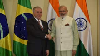 BRICS Summit: India, Brazil finalise text of bilateral investment pact