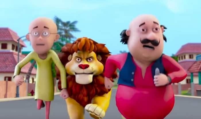 Motu Patlu: King of Kings movie review: Mediocre fare for