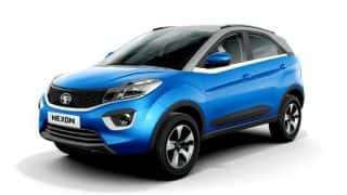 Tata Nexon LED taillights spied testing; launch next year