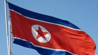 Japan, US, South Korea agree to step up pressure on North Korea