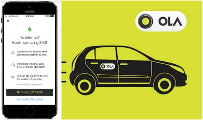 Ola goes big; Announces an offline booking facility