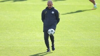 Focus on Pep Guardiola as Manchester City take on Barcelona