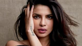 Quantico beauty Priyanka Chopra hates men who do their eyebrows!