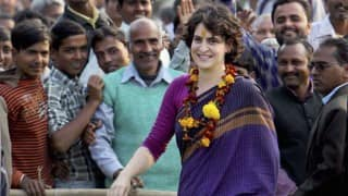 LS Polls: Priyanka Vadra to Sound Poll Bugle in Lucknow with Roadshow on Feb 11