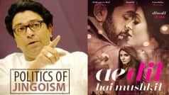 Ae Dil Hai Mushkil row: Raj Thackeray and MNS' mushkil to end with violent protest against the release of Karan Johar film?