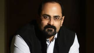 Rajeev Chandrasekhar 'Too Speaks up', Says Wish Yashwant Sinha's Economic Analysis Was Factual