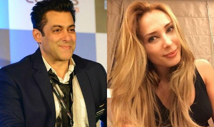 salman khan to launch iulia vantur as a pop singer in india | बॉलीवुड में जल्द कदम रखने वाली हैं सलमान खान गर्लफ्रेंड युलिया वंतुर