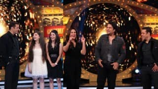 Bigg Boss 10 preview: Salman Khan meets Comedy Nights Bachao Taaza and Jhalak Dikhhla Jaa hosts and contestants on show! (View pictures)