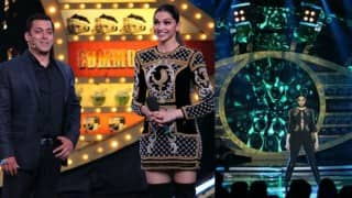 Bigg Boss 10 premiere: Salman Khan & Deepika Padukone's pictures of Bigg Boss 10 premiere performance are out!
