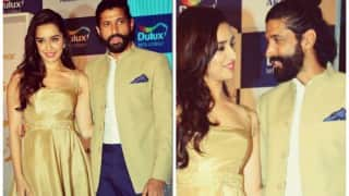 Shraddha Kapoor Is Least Interested About Her Link-Up Stories With Farhan Akhtar