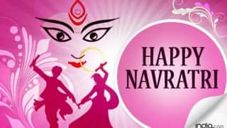 Navratri 2016 Quotes: Best Navratri Messages, WhatsApp & Facebook Status, Quotes, wishes, SMSes & greetings to wish Happy Navratri 2016 Greetings!
