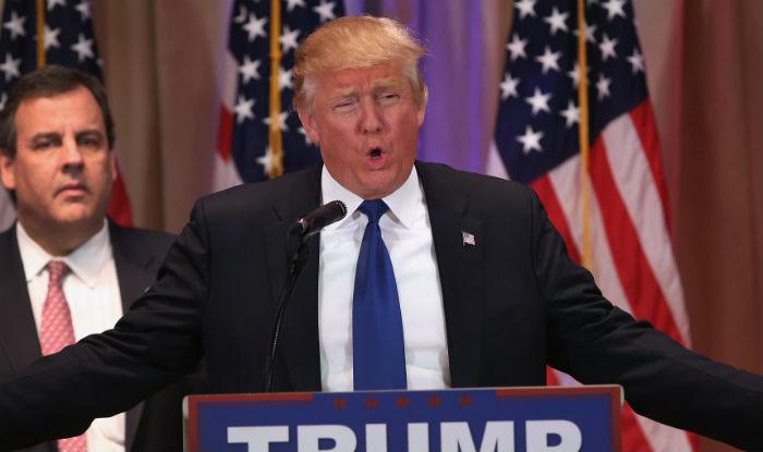 Unprecedented Republican meltdown but Trump remains defiant