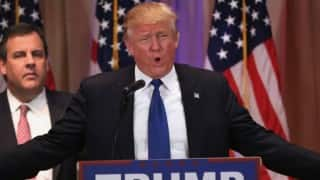 Donald Trump cites India's growth rate to compare it with US economy