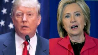 Indian-Americans split support for Donald Trump and Hillary Clinton