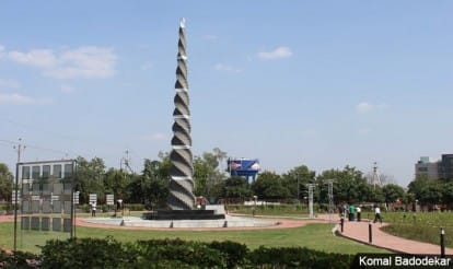 War Memorial Bhopal