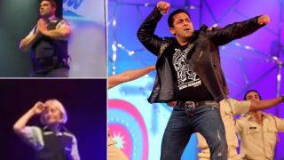 Watch New Zealand policemen dancing to Salman Khan songs
