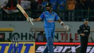 India Vs New Zealand 3rd ODI Match Result and Highlights: Virat Kohli, MS Dhoni shine as India beat Kiwis by seven wickets
