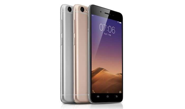Vivo Y55L specifications