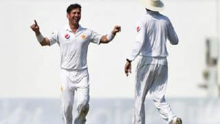 Yasir Shah spins Pakistan to series-clinching win