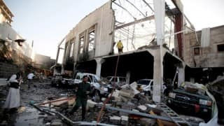 Iran offers to treat wounded from Yemen funeral air strike