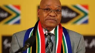 S Africa court okays secret ballots in Zuma no-confidence vote